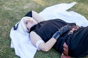 relax after mission - D gray man by Die-Rose