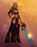 C: Synea by The-Moonbound
