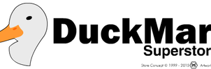 DuckMart Logo Concept by NS-Games
