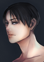 Young Levi by ROSEL-D