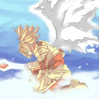 Kayle - League of Legends by Mick-cortes
