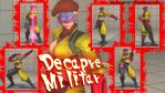 Ultra street fighter 4 PC -  Decapre Militar by Siegfried129