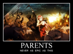 PARENTS: H.O.T.D. by chaotrix