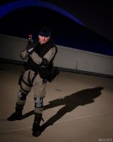 AM2 - Solid Snake 8 by Scarlet-Impaler