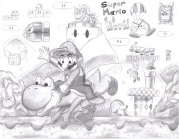 Mario's World by BlueLink