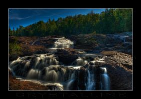 White Sand River HDR1 by C-Photography