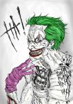 Jared Leto's Joker by DSirPenguin