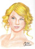 Taylor Swift by Nyleamoc