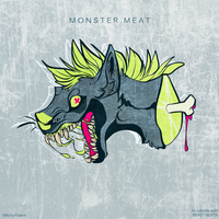 MONSTER MEAT by Stitchy-Face
