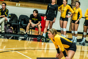 Wayne State Volleyball by JarrettLeger