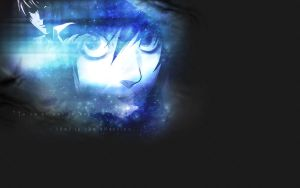 Wallpaper Death note by Morfuska