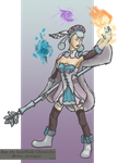 XB [Day 14]: Melia Antiqua by ZioCorvid