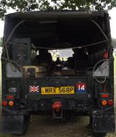 Land Rover 101 Forward Control 4 by Dan-S-T