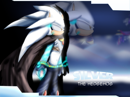 The Future Boom- Silver The Hedgehog by parrishbroadnax