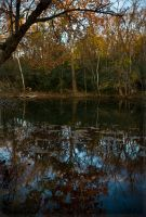 Fall River by Deoradhain