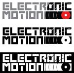 Electronic Motion DJ Logo by grafixgurl247