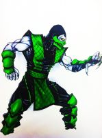 Reptile by In5an1ty
