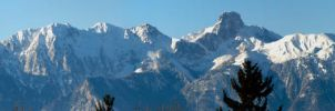 Swiss Alps 1 by MarcZingg