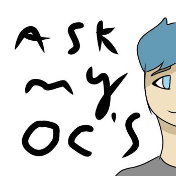 ask my oc's  by beetheartist