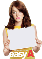 Easy A png by MerRogers