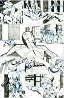 S'mo spidey pages by cornellartworks