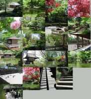 Stock Photos - Japanese Garden by telophase