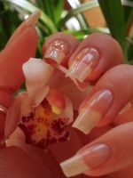 my natural nails3 by Tartofraises