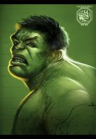 THE AVENGERS - HULK by yogeshron