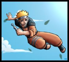 Foo's Uzumaki Naruto Colorz by Tru-Colorz