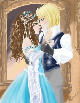 The Goblin King and His Queen by Solana29