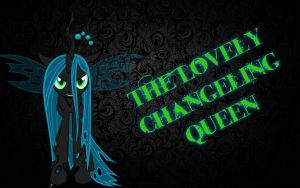 Another Queen Chrysalis Background by kayleyster
