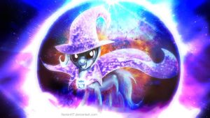 Trixie Lulamoon by Fission07
