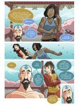 Asami loves Korra: Balance, part 4 by JakeRichmond