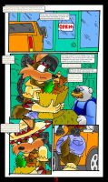 June Coyote Comic. Page 3 by Virus-20