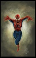 Commission: Spider Girl 2 by johnbecaro