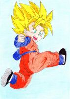 Goten by inma85