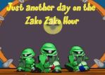 Just another day on the Zako Z by blazeraptor