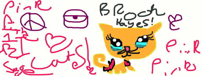 Brook Hayes from LPS:Popular by Lpslover7777