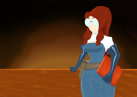 Doomtown Emily by PainfulElegy