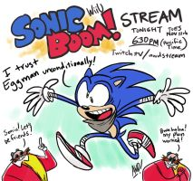 This, is my BOOM STREAM! by AndrewDickman