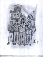 Big Bang Theory by anniehermypotter