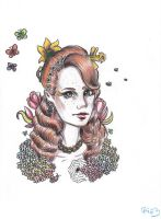 Mademoiselle printemps by Librie