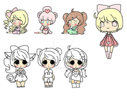 lazy random adopts-closed by Chibii-chii