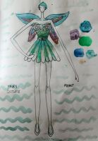 fairy costume - pinecone project by Mrs-Elric-613