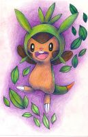 Chespin by xxswanfeather