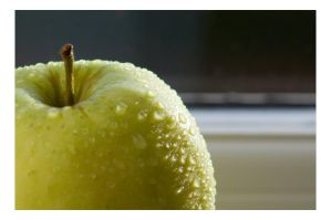""".:""""Wet Apple"""":. by Free2Fall"""