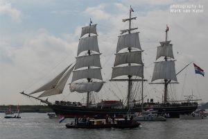 Sail Amsterdam 2015 I - Stad Amsterdam by blizzard2006