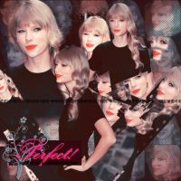 SHE IS PERFECT TAYLOR BLEND by AdriEdicion