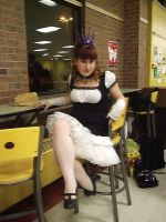 Gothic Lolita Halloween 06 by Chi-tenshi