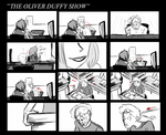 Oliver Duffy Boards 1 by breanimator
